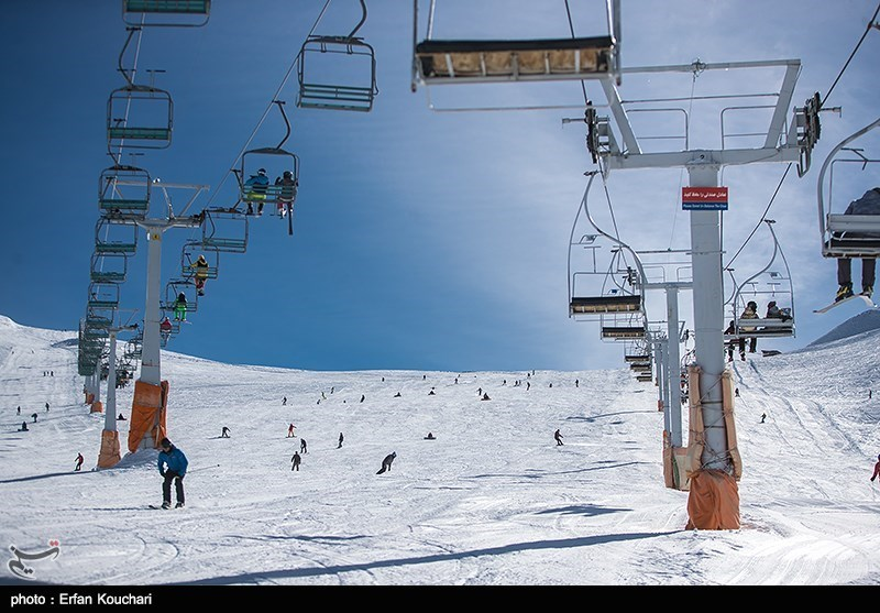Tochal Ski Resort Attracts Snow Lovers