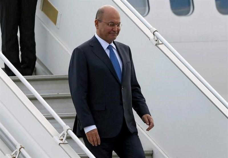برهم صالح فردا به ترکیه میرود