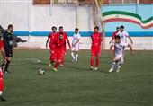 لیگ یک فوتبال| آلومینیوم 10 نفره شهرداری تبریز را در خانه متوقف کرد