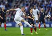 لیگ ملتهای اروپا| انگلیس به نیمهنهایی راه یافت، کرواسی سقوط کرد/ اسپانیا از صعود باز ماند