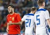فوتبال جهان| برتری خفیف اسپانیا در بازی دوستانه مقابل بوسنی