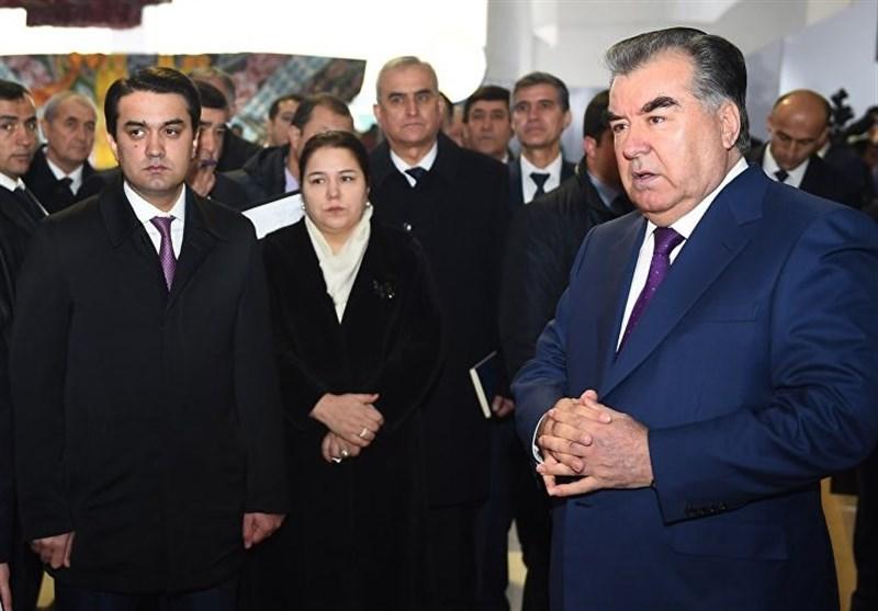 گزینههای خانوادگی انتقال قدرت در تاجیکستان