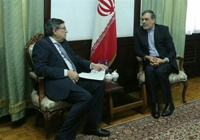 UN Official, Iranian Diplomat Hold Talks in Tehran