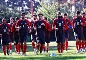 دعوت از 26 بازیکن به تیم امید برای دیدار با سوریه و اردن