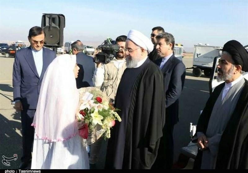 رئیس جمهور برای افتتاح 27 طرح در شمال آذربایجان غربی به ماکو سفر میکند