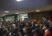 گزارشی تصویری از اولین روز جشنواره تئاتر صلح الف +عکس