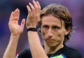فوتبال جهان| لوکا مودریچ بار دیگر اینتر را دلسرد کرد