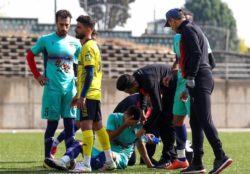 خبر بد برای گلمحمدی؛ مصدومیت شدید مدافع پدیده