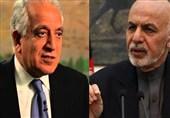 «اشرف غنی» مخالف دیدار نماینده آمریکا با رهبران سیاسی در افغانستان