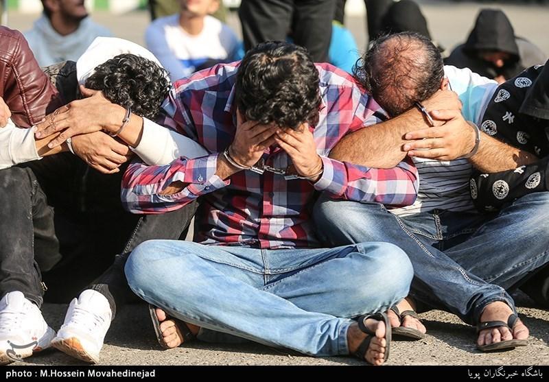 30 اخلالگر ارزی در کرج دستگیر شدند