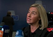Mogherini: Work on Setting Up Financial Channel with Iran in Progress