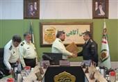 تودیع و معارفه 2 معاونت در پلیس آگاهی ناجا
