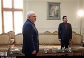 دیدار ظریف و وزیر خارجه آلمان