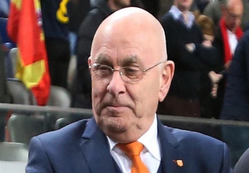 فوتبال جهان| افشاگری رئیس فدراسیون فوتبال هلند درباره تهدید شدن یوفا از سوی باشگاه رئال مادرید