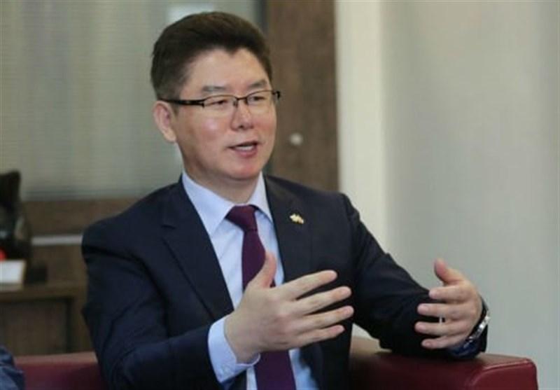 سفیر کره جنوبی: ایران را در غلبه بر تحریمها همراهی میکنیم