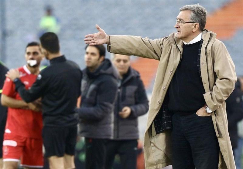 برانکو ایوانکوویچ: آیا تراکتوریها انتظار داشتند داور گل آفسایدشان را سالم اعلام کند؟!/ گلایهای از بازیکنانم ندارم آنها در شرایطی سخت بازی میکنند