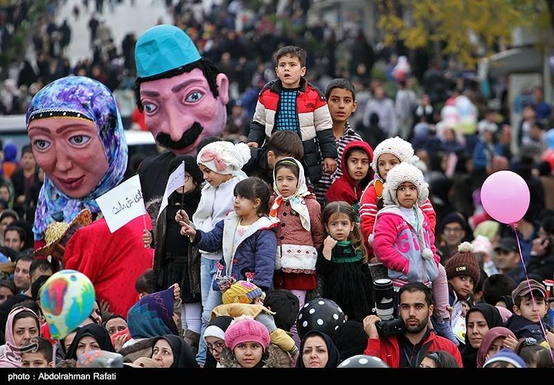 بیست و ششمین جشنواره تئاتر کودک در همدان آغاز به کار کرد