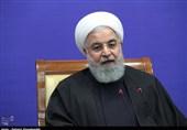 روحانی: سپاه مدافع امنیت در منطقه و در رأس مبارزه با تروریسم است/در برابر توطئه آمریکا همه در یک صف بایستیم