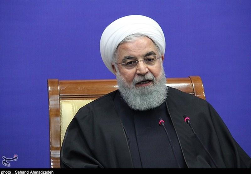 روحانی: فرمان اجرای عملیات کربلای 4 را هاشمیرفسنجانی صادر کرد