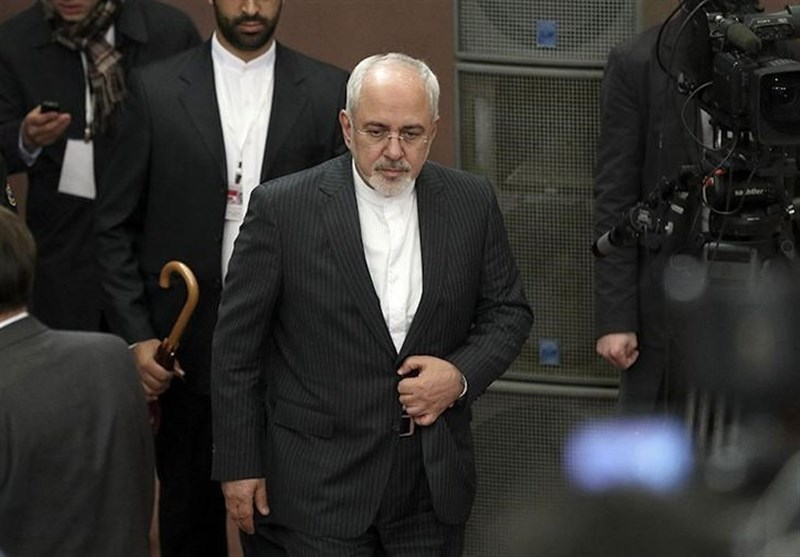 Tehran Frustrated by EU's Slow Pace in Efforts to Save JCPOA: FM Zarif