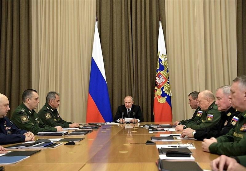 پوتین: روسیه خروج آمریکا از پیمان موشکی را بدون پاسخ نخواهد گذاشت