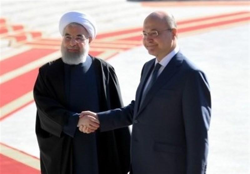 سخنگوی صالح: عراق برای کاهش پیامدهای تحریم ایران همکاری خواهد کرد