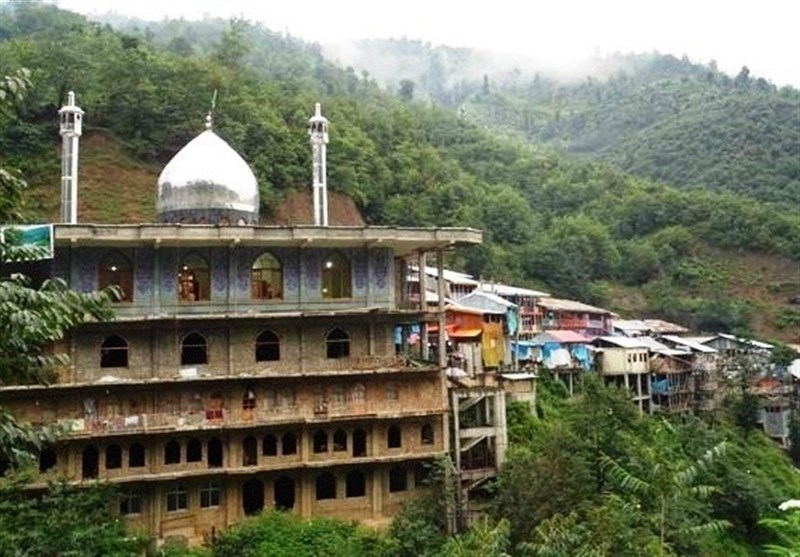 Imamzadeh Ibrahim's Shrine: A Historical, Pilgrim Destinations in Gilan, Iran