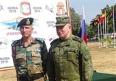 """آغاز رزمایش نظامی """"ایندیرا-2018"""" با مشارکت روسیه در هند"""