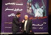 معاون بینالملل دفتر حفظ و نشر مقام معظم رهبری: تحریمهای آمریکا علیه ایران به جایی نمیرسد