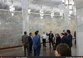 از سفرهای تفریحی به سمرقند و بخارا تا سفرهای کاری وزیر جدید + عکس