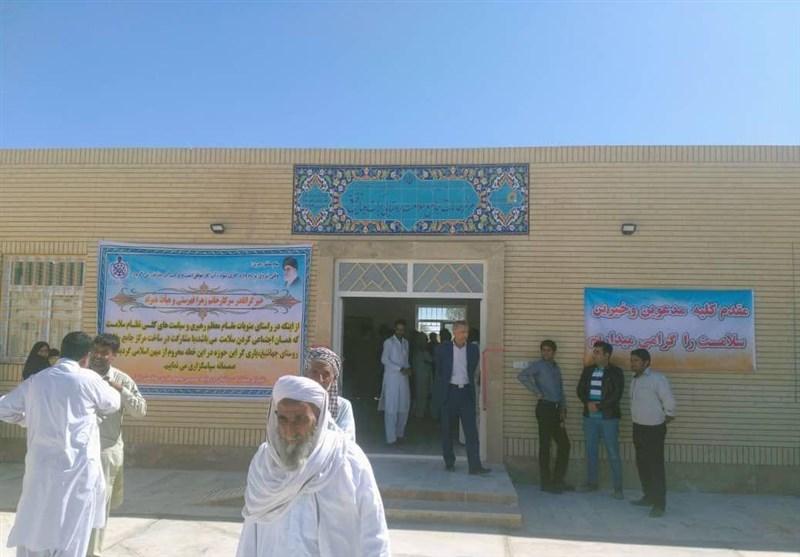 2 مرکز سلامت برکت در سیستان و بلوچستان آماده خدمترسانی به مردم شد