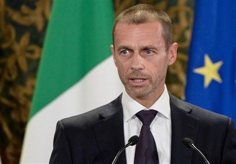 فوتبال جهان|چفرین: سوپرلیگ اروپا شکل نخواهد گرفت
