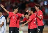 فوتبال جهان| پیروزی قاطع کره جنوبی و ژاپن در دیدارهای دوستانه