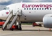 German Strike: 14 Eurowings Flights Canceled at Duesseldorf