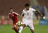 Iran U-23 Football Team Defeats Syria in Friendly