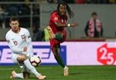 فوتبال جهان| پرتغال مقابل لهستان سقوط کرده به تساوی رضایت داد/ سوئد با برتری بر روسیه به لیگ A صعود کرد