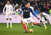 فوتبال جهان| برتریهای مشابه فرانسه، ایتالیا و برزیل در شب مصدومیت نیمار و امباپه