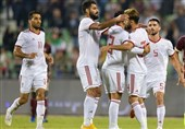 Iran Moves Up at FIFA Ranking