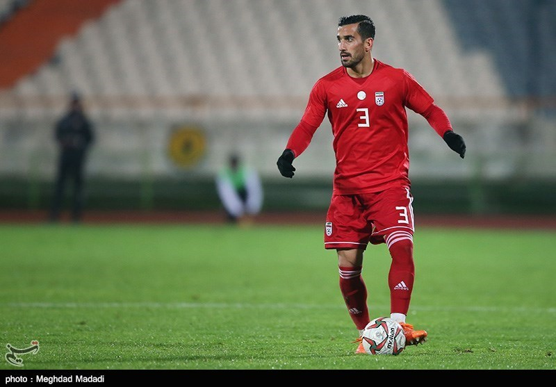Iran's Hajsafi Optimistic about Qualifying for 2022 World Cup