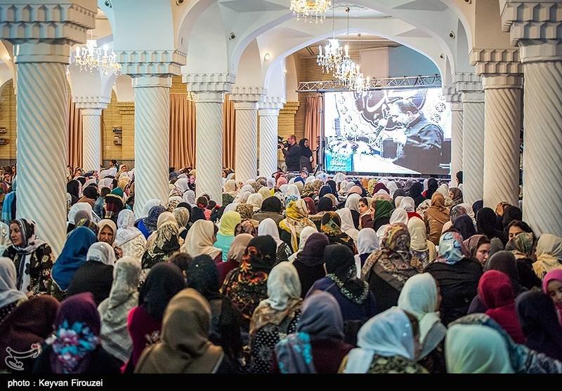 پنجمین همایش سیره سرایان بانو در همدان برگزار شد