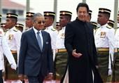 پاکستانی وزیراعظم کی ملائیشیائی ہم منصب سے ملاقات، اہم امور پر تبادلہ خیال