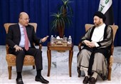 عراق|تاکید صالح و حکیم بر تشکیل سریع دولت جدید