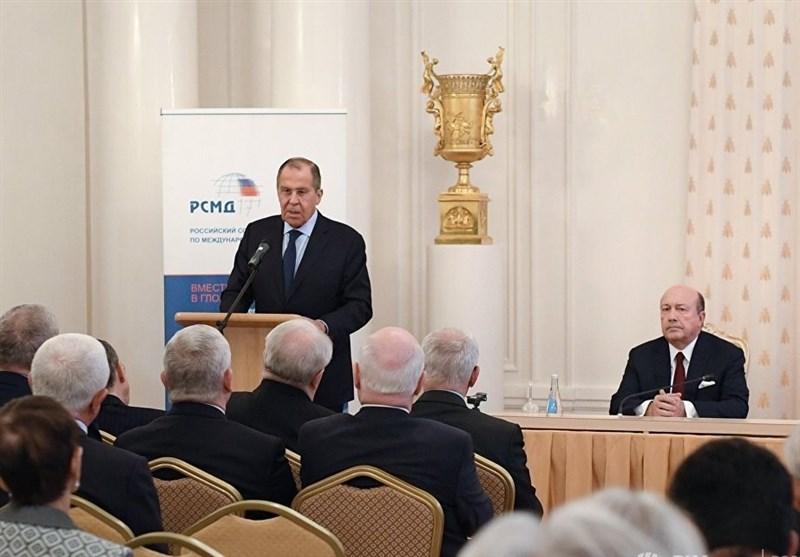 تاکید لاوروف بر نقش روسیه، ایران و ترکیه در حفظ حاکمیت سوریه