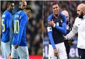 فوتبال جهان| ویروس فیفا گریبان پاریسنژرمن را گرفت/ احتمال نرسیدن امپابه و نیمار به مصاف با لیورپول