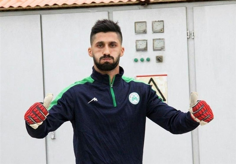 Zob Ahan Goalie Mazaheri on Persepolis's Radar
