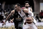 لیگ برتر بسکتبال|پیروزی شیمیدر با درخشش کامرانی و جمشیدی
