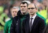 فوتبال جهان  مارتین اونیل و روی کین به همکاریشان با ایرلند پایان دادند