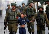 الکیان الصهیونی یعتقل أکثر من 900 طفل فلسطینی فی 2018