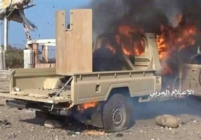 شلیک چهار موشک زلزال 1 به مواضع مزدوران عربستان