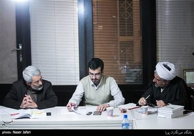 مناظره عباس سلیمی نمین و مجتبی لطفی